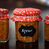 ajvar serbian pepper spread